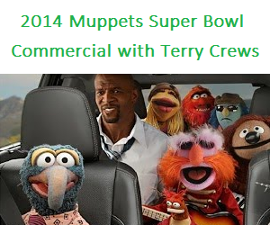 Toyota Muppets Commercial